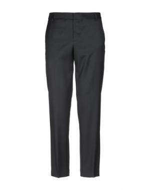 Повседневные брюки BAND OF OUTSIDERS. Цвет: черный