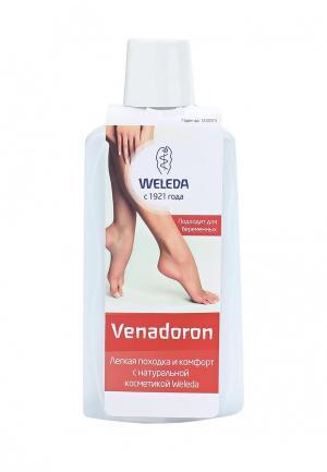 Гель для ног Weleda Venadoron, 200 мл