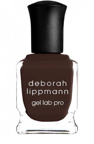 Лак для ногтей Out Of Woods Deborah Lippmann. Цвет: бесцветный