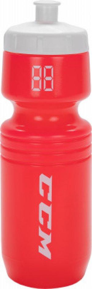 Бутылка для воды , 700 мл CCM. Цвет: красный