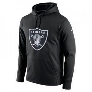 Мужская худи Circuit Logo Essential (NFL Raiders) Nike