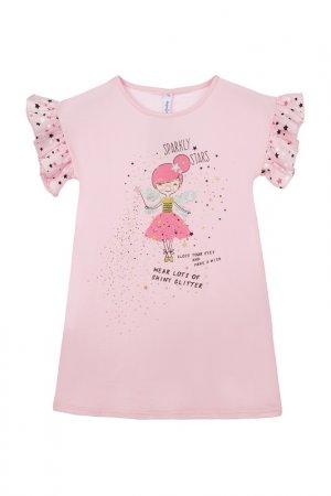 Ночная сорочка PlayToday. Цвет: розовый