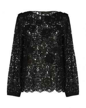 Блузка ANNA RACHELE BLACK LABEL. Цвет: черный