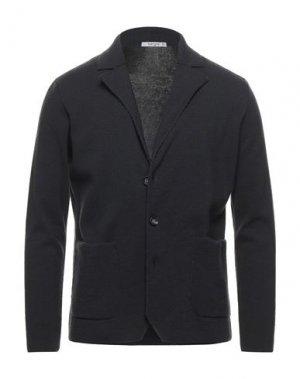 Пиджак KANGRA CASHMERE. Цвет: свинцово-серый
