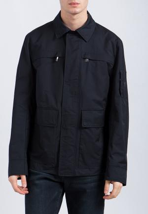Куртка Finn Flare. Цвет: синий