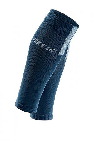 Компрессионные гетры CEP. Цвет: синий