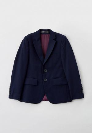 Пиджак Orby. Цвет: синий