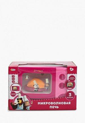 Набор игровой Играем Вместе Микроволновая печь. Цвет: розовый