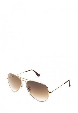 Очки солнцезащитные Ray-Ban® RB3025 001/51. Цвет: разноцветный