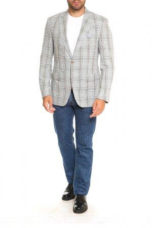 Пиджак Pierre Cardin. Цвет: синий, белый, черный