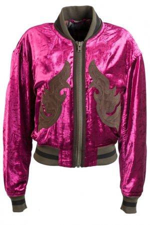 Куртка Haider ackermann. Цвет: ярко-розовый