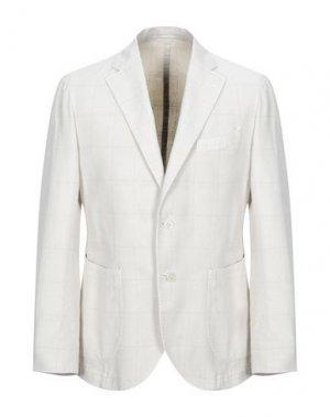 Пиджак EDDY & BROS. Цвет: бежевый