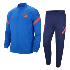 Мужской футбольный костюм Dri-FIT Atlético Madrid Strike - Синий Nike