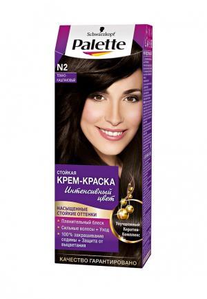 Краска для волос Palette Стойкая N2 Тёмно-каштановый, 100 мл