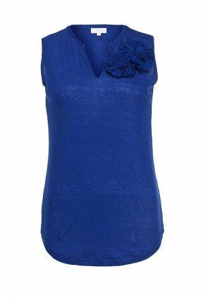 Майка Escada Sport ES006EWARJ33. Цвет: синий