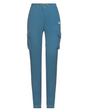 Повседневные брюки ARENA. Цвет: пастельно-синий