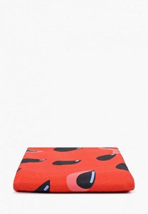 Полотенце Bradex. Цвет: разноцветный