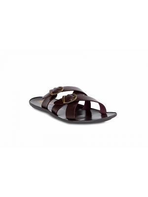 Пантолеты Bison. Цвет: коричневый