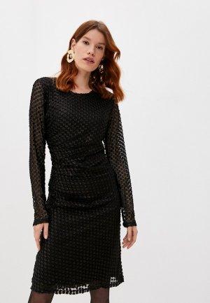 Платье Steffen Schraut. Цвет: черный
