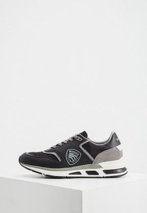 Кроссовки Blauer HILO. Цвет: черный