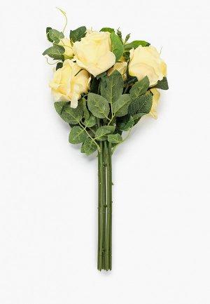 Растение искусственное Nothing but Love. Цвет: желтый