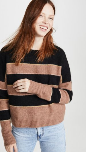 Abigail Cashmere Sweater 360