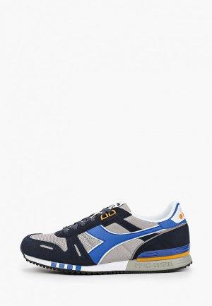 Кроссовки Diadora T2 M Sportswear. Цвет: серый