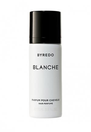 Парфюмерная вода Byredo для волос BLANCHE 75 мл. Цвет: прозрачный