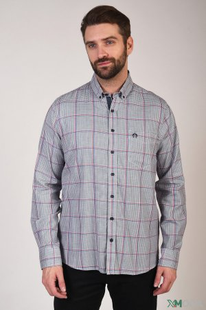Рубашка с длинным рукавом Claudio Campione