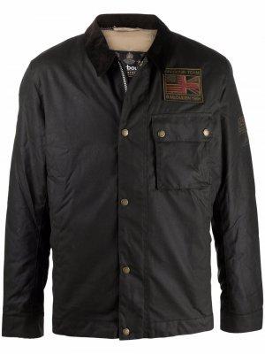 Вощеная куртка Barbour. Цвет: зеленый