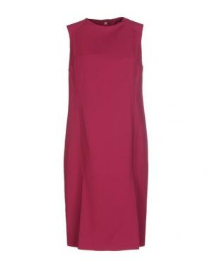 Платье до колена GUY LAROCHE. Цвет: фуксия