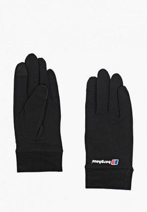 Перчатки Berghaus touchscreen. Цвет: черный