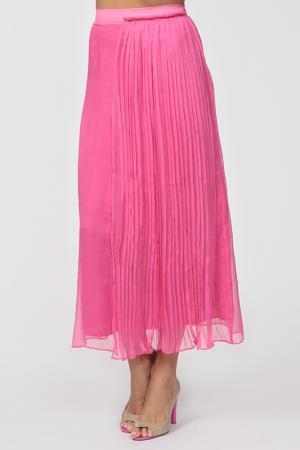 Юбка BeaYukMui. Цвет: розовый
