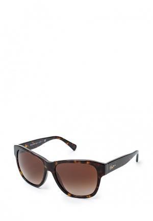 Очки солнцезащитные Ralph Lauren RA5226 137813. Цвет: коричневый