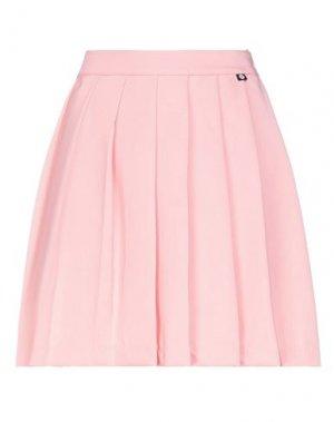 Юбка до колена LAZY OAF. Цвет: розовый