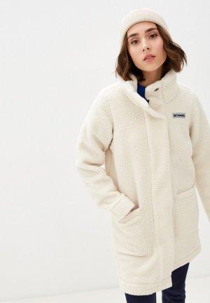 Шуба Columbia Panorama™ Long Jacket. Цвет: бежевый