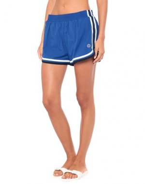 Пляжные брюки и шорты TORY SPORT. Цвет: ярко-синий