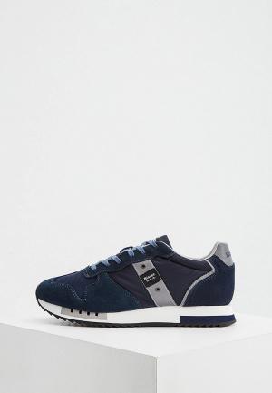 Кроссовки Blauer QUEENS. Цвет: синий