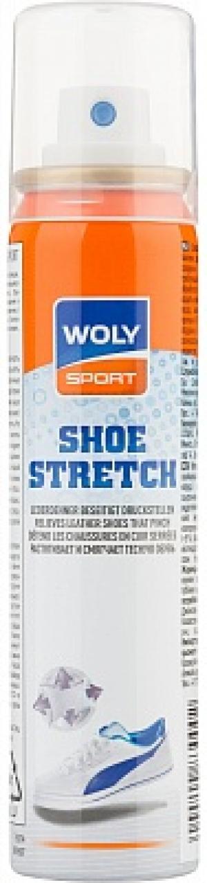 Средство для растяжки кожи Sport Shoe Stretch, 75 мл Woly. Цвет: белый