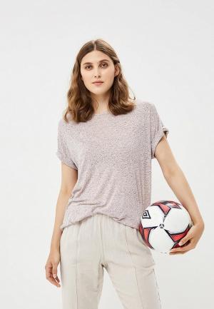 Футболка Betty & Co. Цвет: розовый