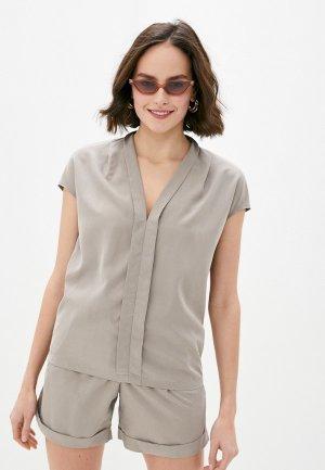 Блуза FreeSpirit. Цвет: бежевый
