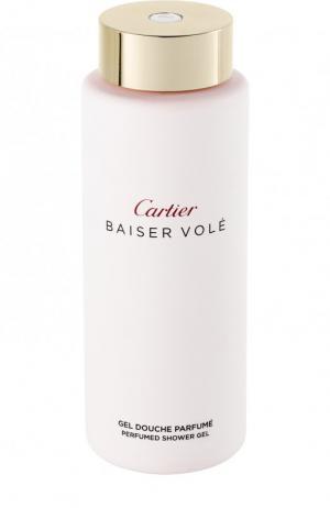 Гель для душа Baiser Vole Cartier. Цвет: бесцветный