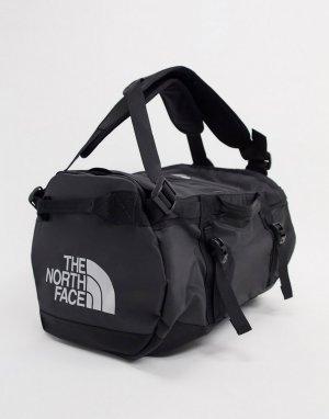 Большая спортивная сумка черного цвета Base Camp, вместимость 31 л-Черный The North Face
