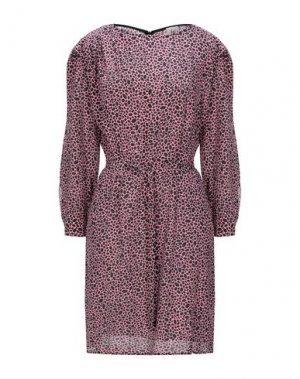 Короткое платье ATTIC AND BARN. Цвет: розовый