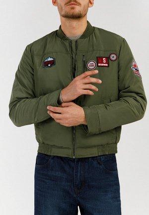 Куртка Finn Flare Форсаж Fast & Furious for. Цвет: зеленый