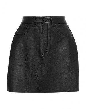 Мини-юбка DL1961. Цвет: черный