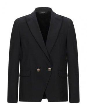 Пиджак I'M BRIAN. Цвет: черный