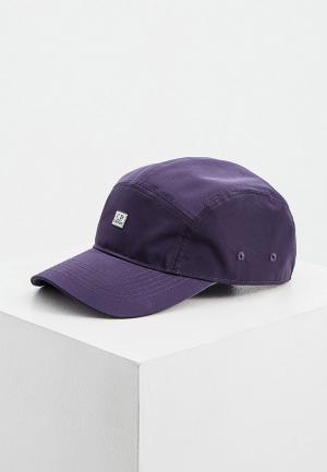 Бейсболка C.P. Company. Цвет: фиолетовый