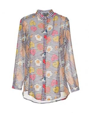 Pубашка DRESS CODE. Цвет: фиолетовый