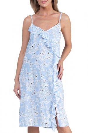 Сарафан Catherines Catherine's. Цвет: голубой